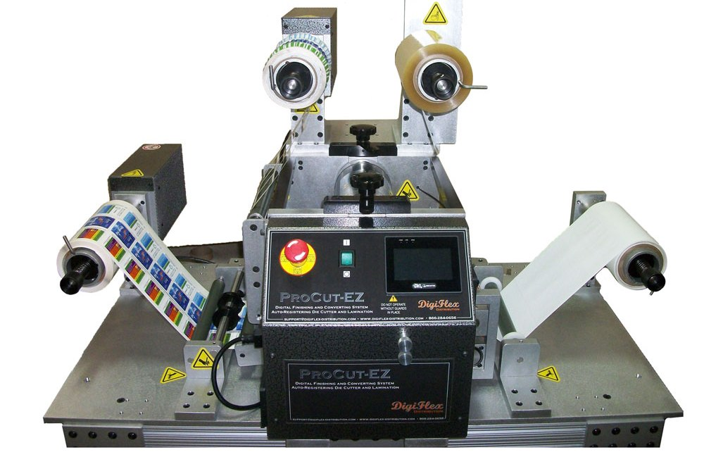 DigiFlex Label Finishers
